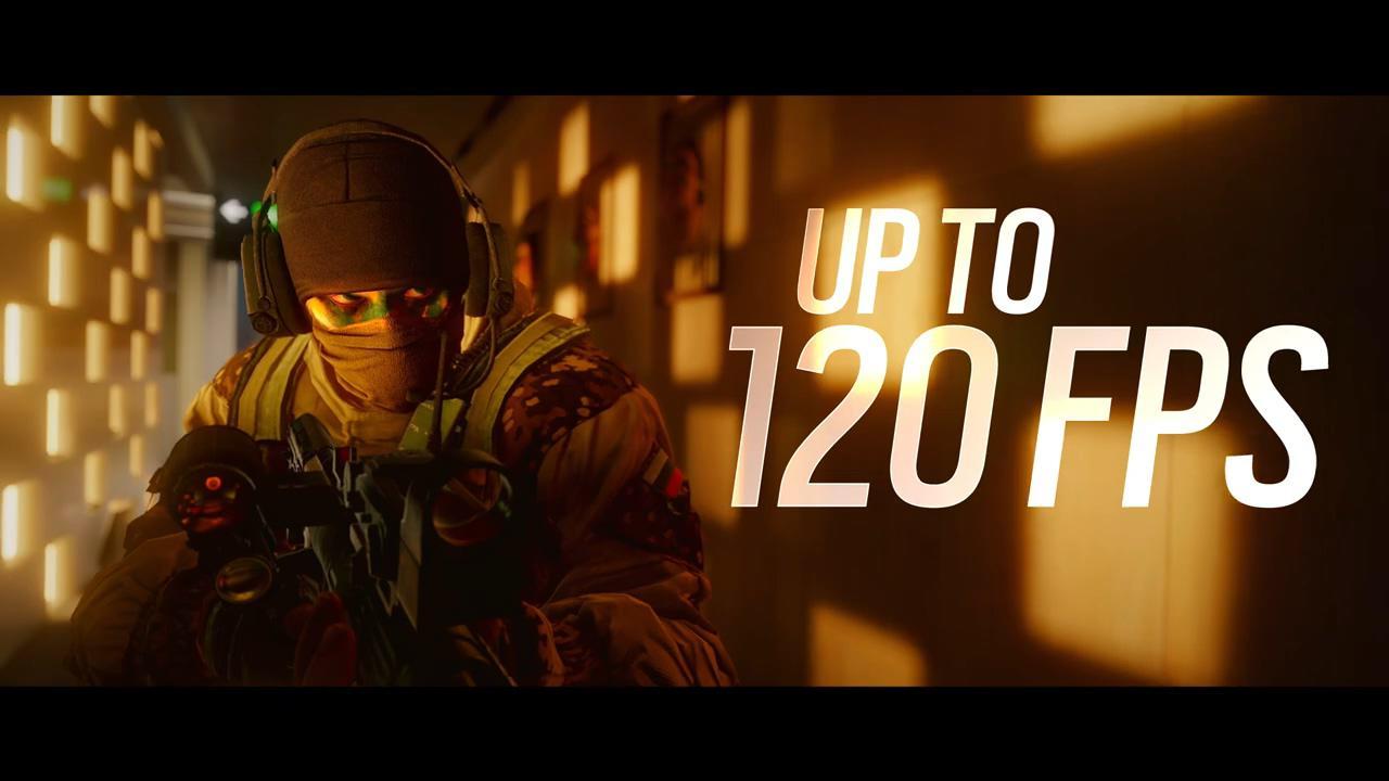 《彩虹六號:圍攻》次世代特性:4K及120幀