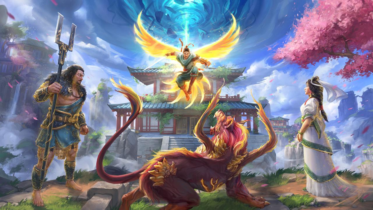 中國團隊製作《渡神紀》補天DLC將於3月25日推出