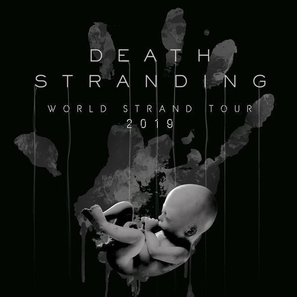 全球宣傳!小島為《死亡擱淺》公佈世界擱淺之旅活動