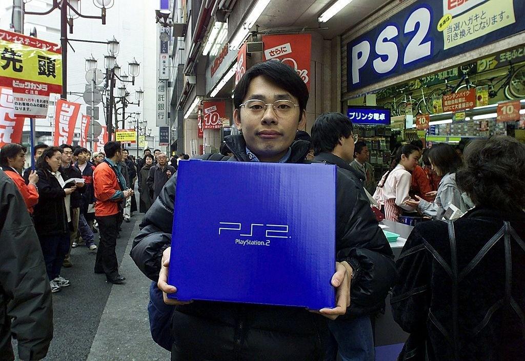 全球累計銷量超1億5500萬部 索尼PS2迎來21歲生日