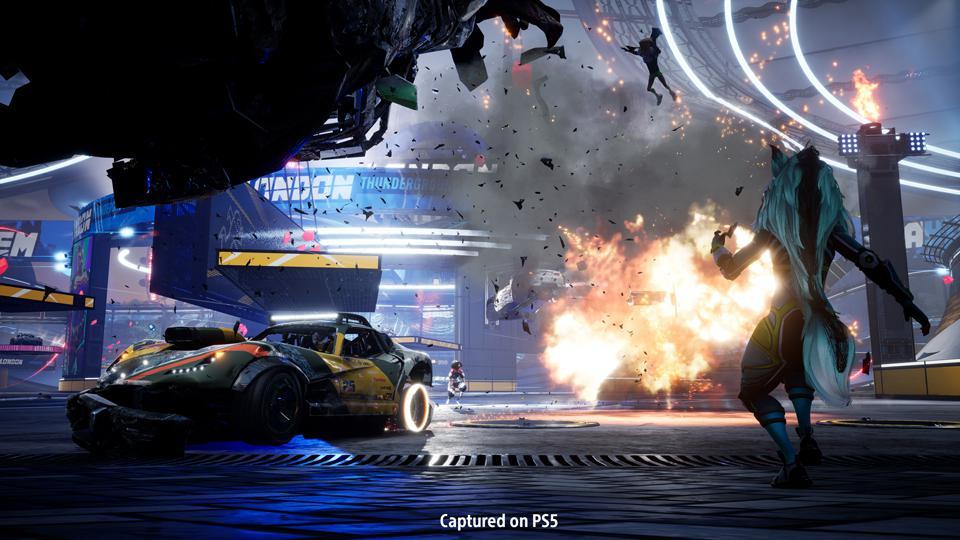 PS5《毀滅全明星》港版售價492元 支援4K/HDR