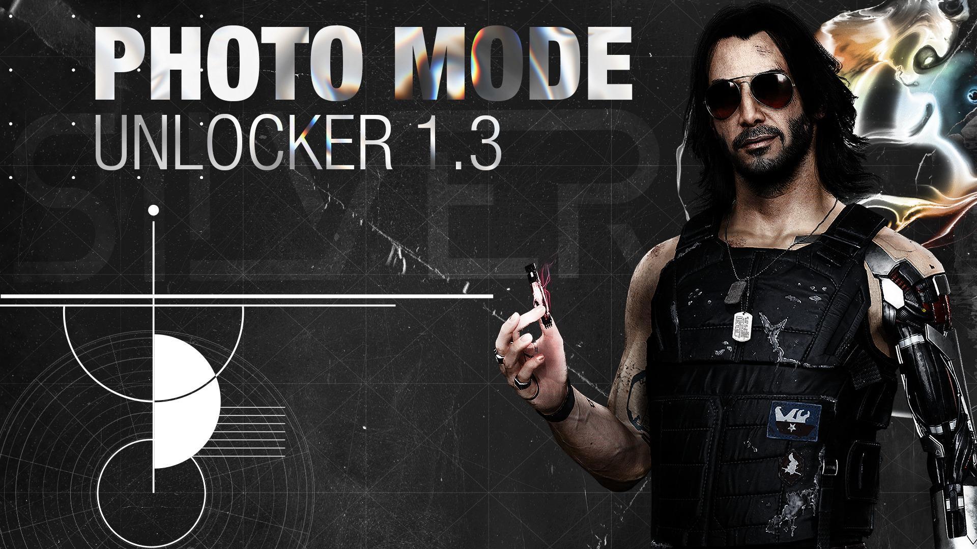 《賽博朋克2077》照片模式強化Mod 去除限制添新功能