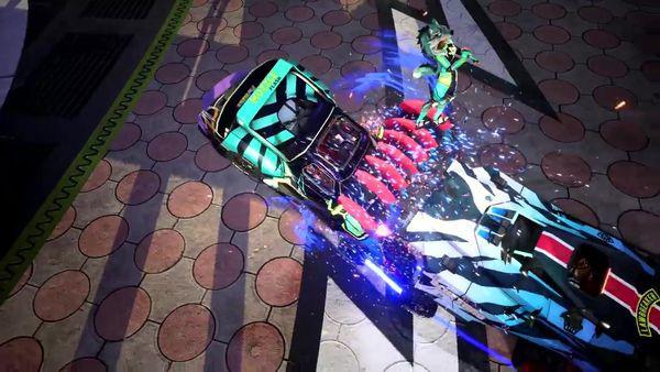 PS5賽車遊戲《毀滅全明星》釋出首個熱更新補丁