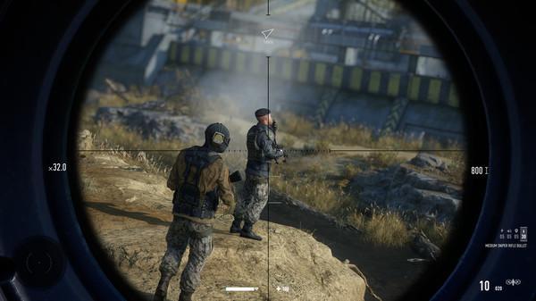 由於無法預見的問題 《狙擊手:幽靈戰士契約2》PS5版延期