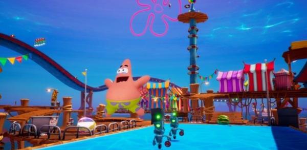 《海綿寶寶:爭霸比基尼海灘》月銷量突破100萬