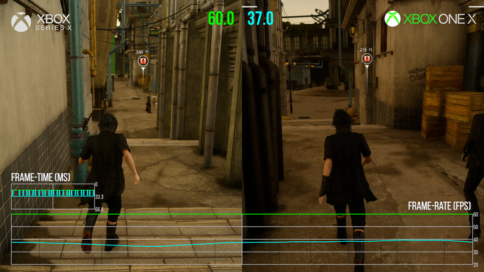 Xbox Series X向下相容測試 老遊戲重獲新生