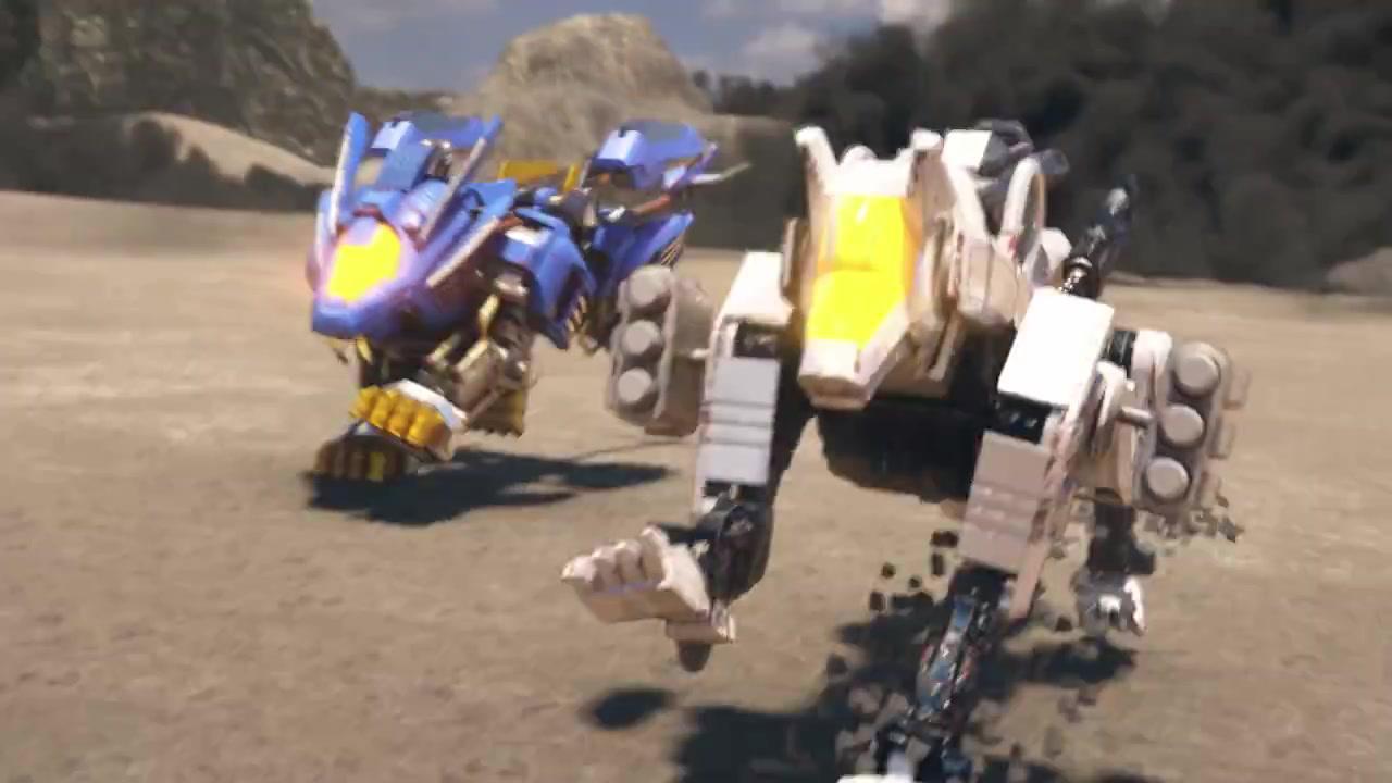 《索斯機獸:無限爆炸》勁爆開場動畫預告片展示
