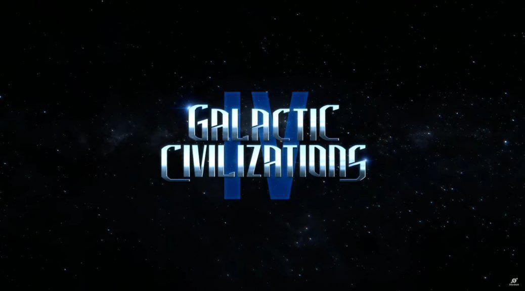 太空策略遊戲《銀河文明4》現已進入搶先體驗階段