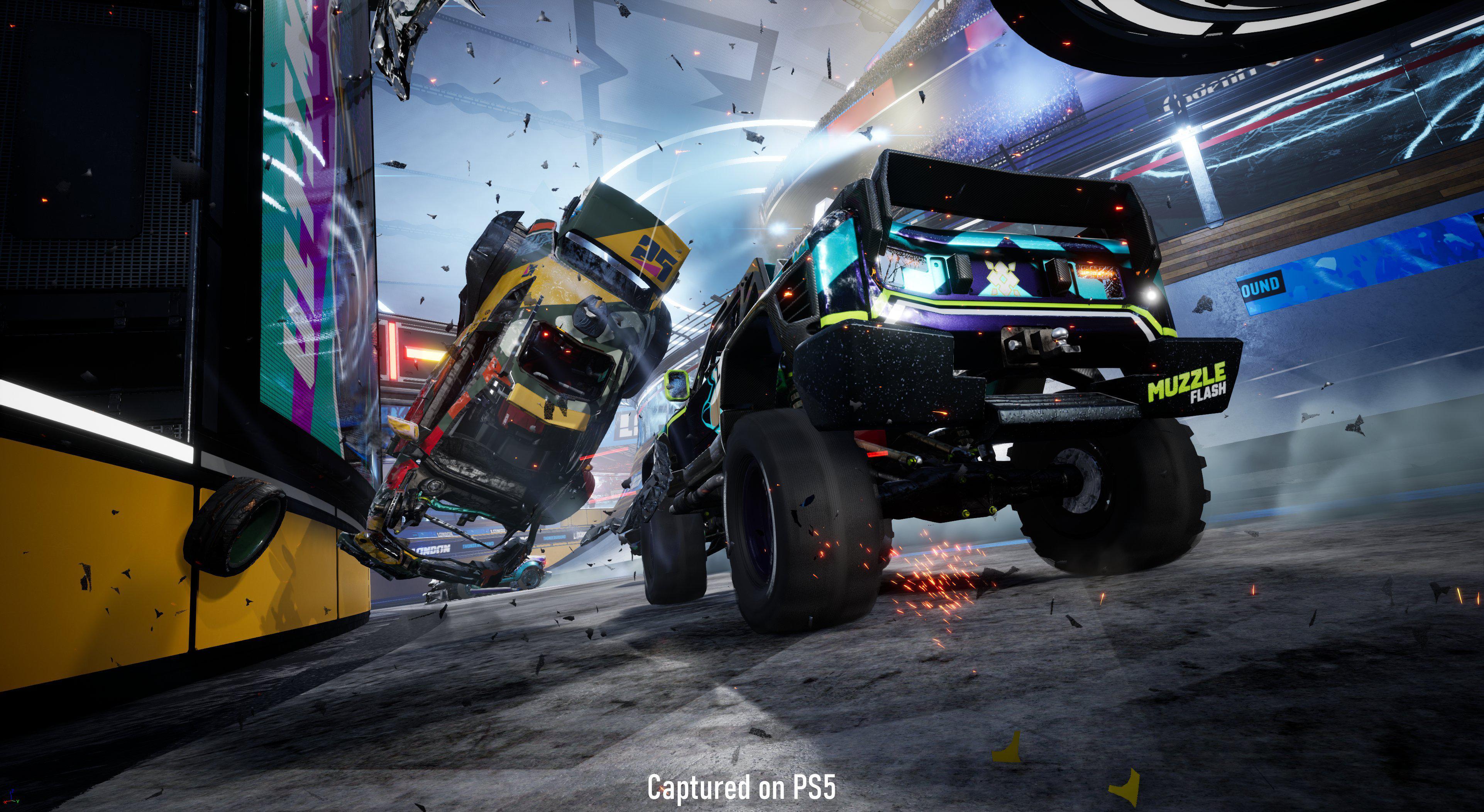 PS5遊戲《毀滅全明星》實機畫面欣賞