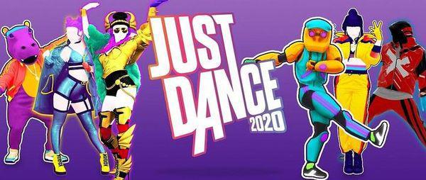 《舞力全開2020》免費1個月Unlimited歌曲!