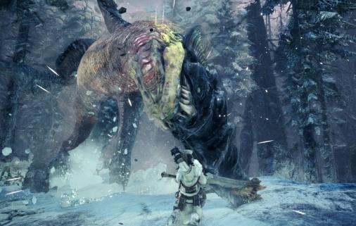 《魔物獵人世界冰原》殲世滅盡龍打法攻略