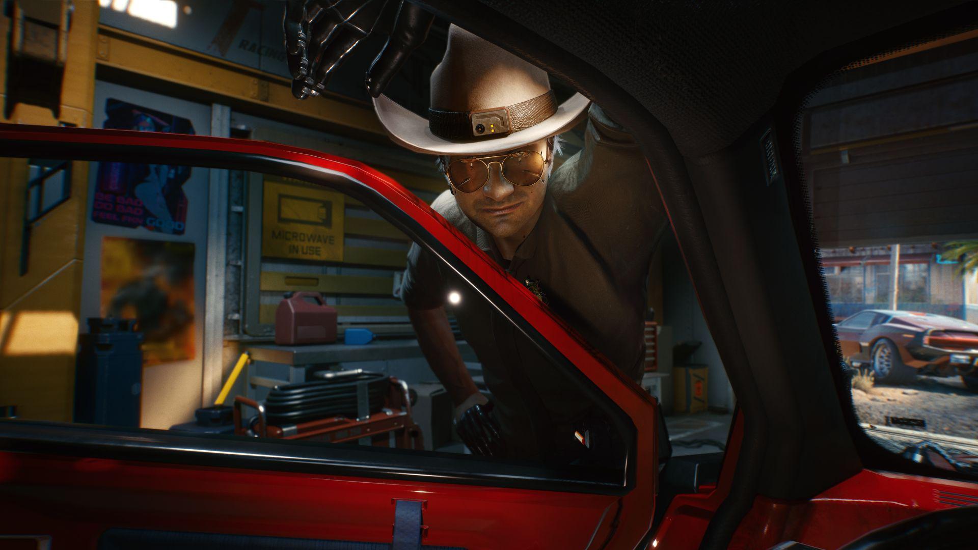 《賽博朋克2077》主角在對話中可以環顧四周 規避潛在危險