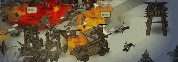 《部落與彎刀》新版本重做攻城 小姨子現在能開炮車了