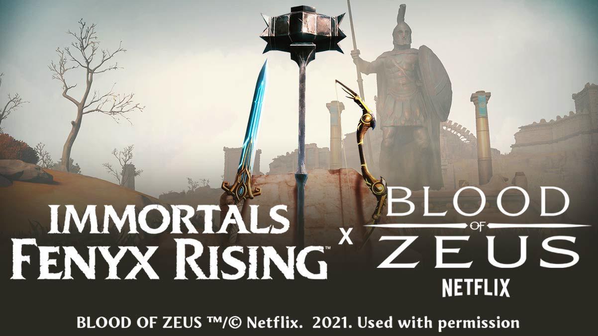 《渡神紀:芬尼斯崛起》推出限時《宙斯之血》聯動任務