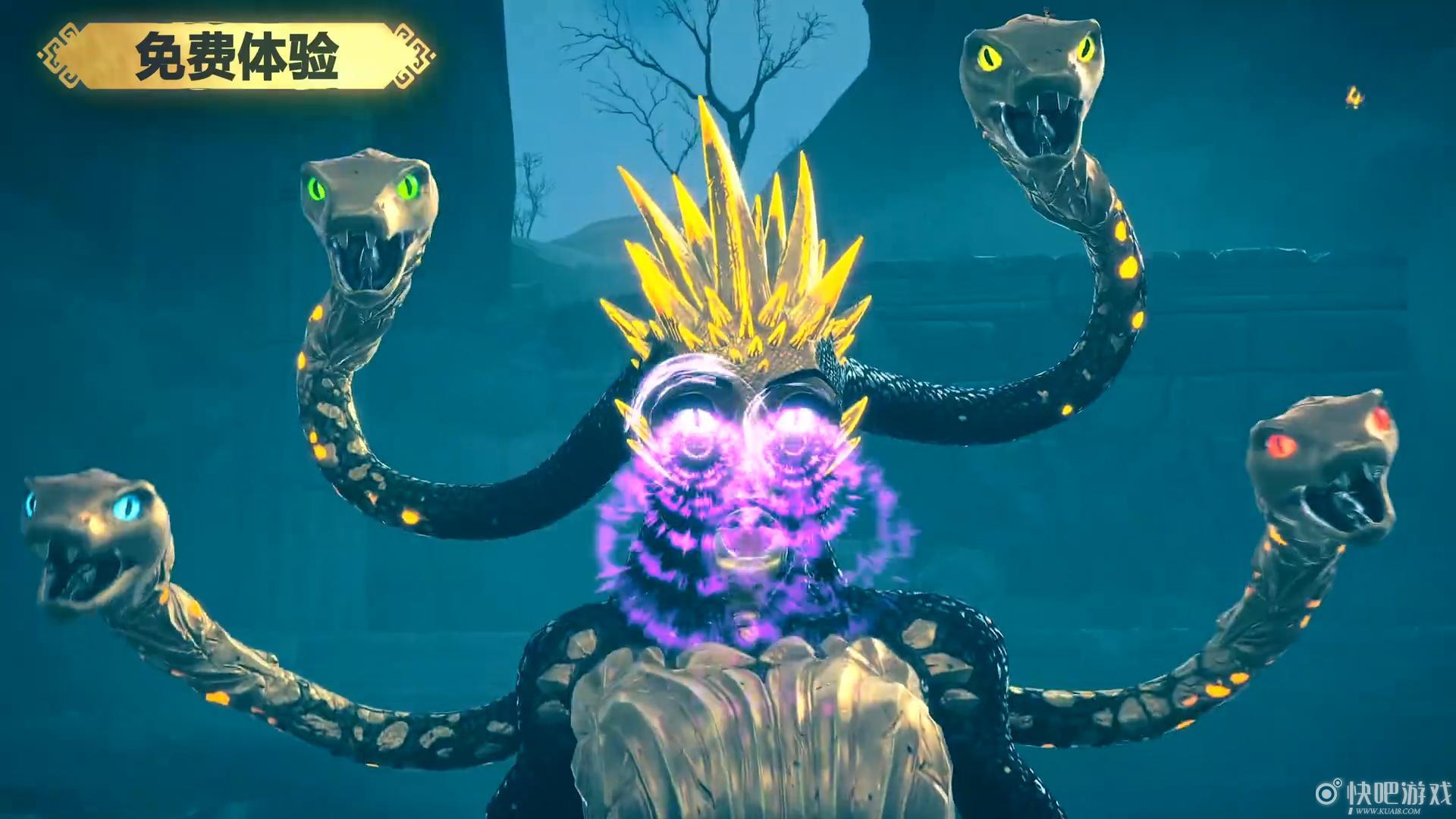 《渡神紀:芬尼斯崛起》推出免費試玩