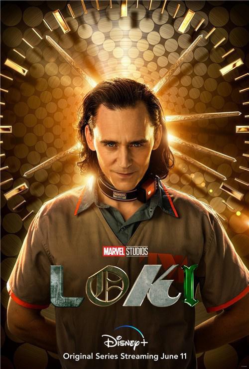 《洛基》首曝正式海報 抖森被時間變異局抓獲