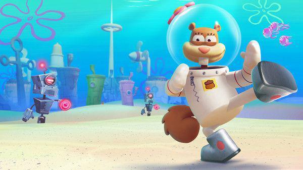 《海綿寶寶:爭霸比基尼海灘》新角色即將上線