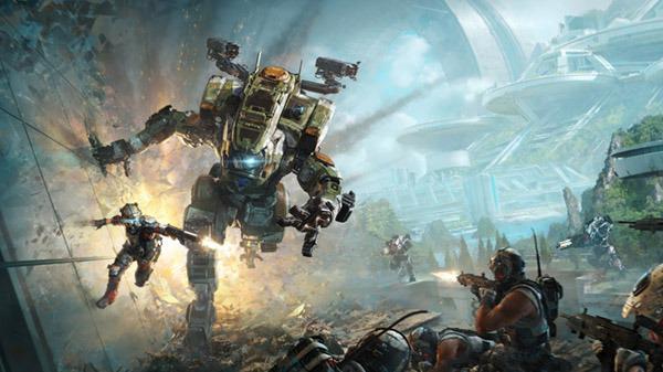 新《泰坦隕落》未開發 DICE洛杉磯首作或為射擊遊戲