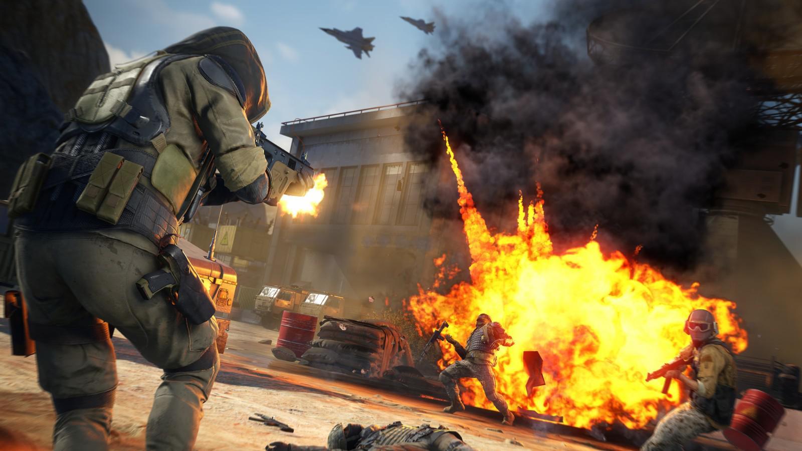 《狙擊手:幽靈戰士契約2》新預告 展示現代中東