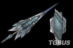 《魔物獵人:崛起》武器圖鑑:飛雷槍突蛇Ⅰ