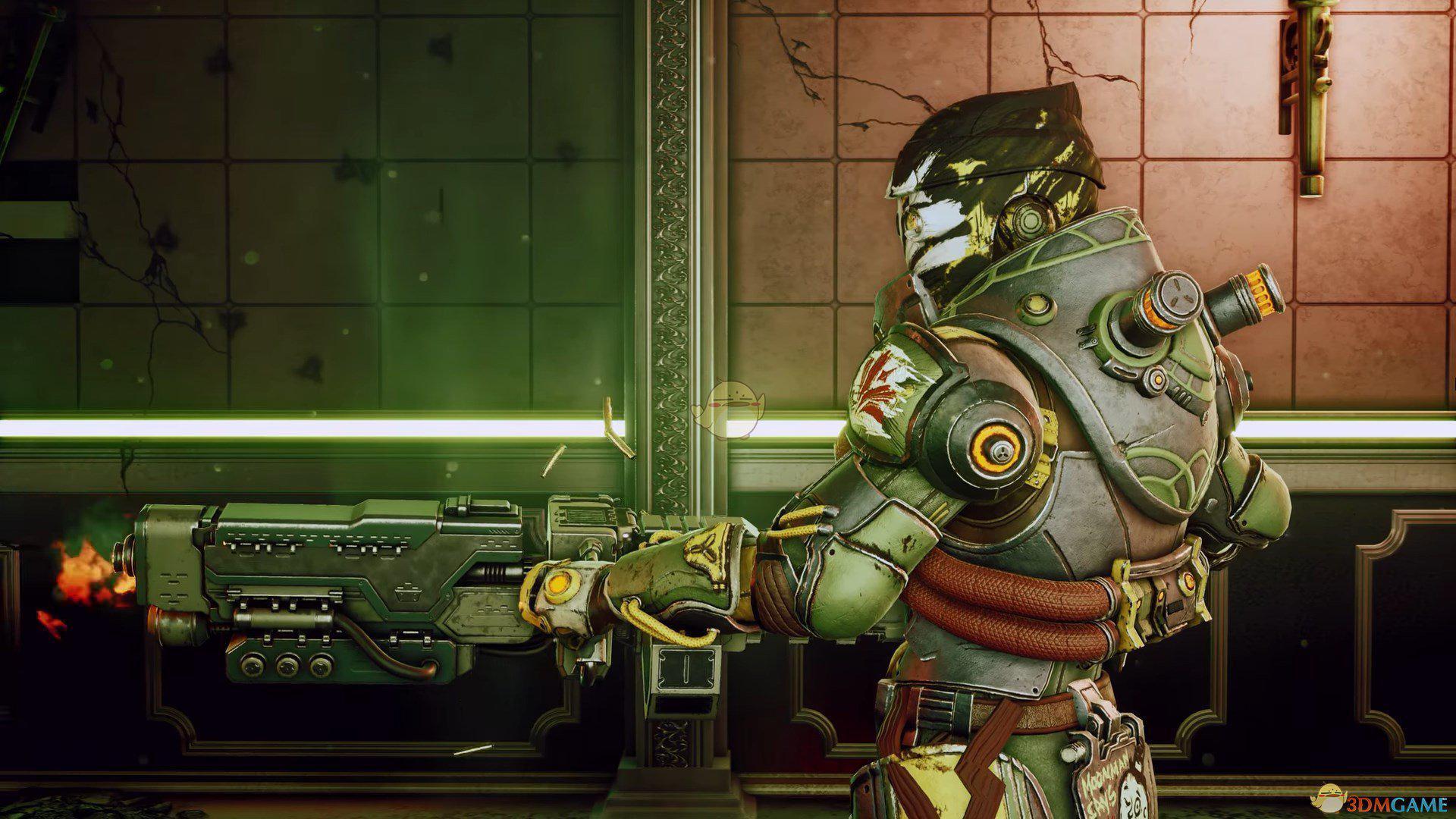 《天外世界》狩獵步槍危險遊戲獲得方法介紹
