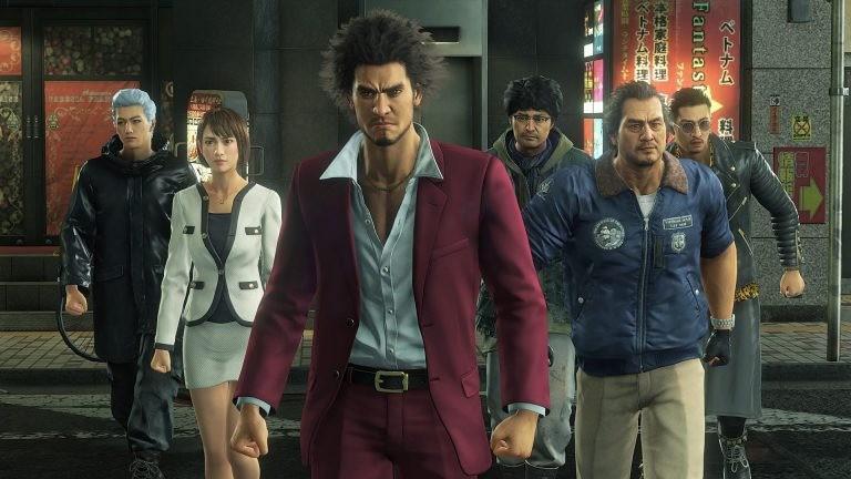 《人中之龍》系列將作為回合制RPG系列繼續發展