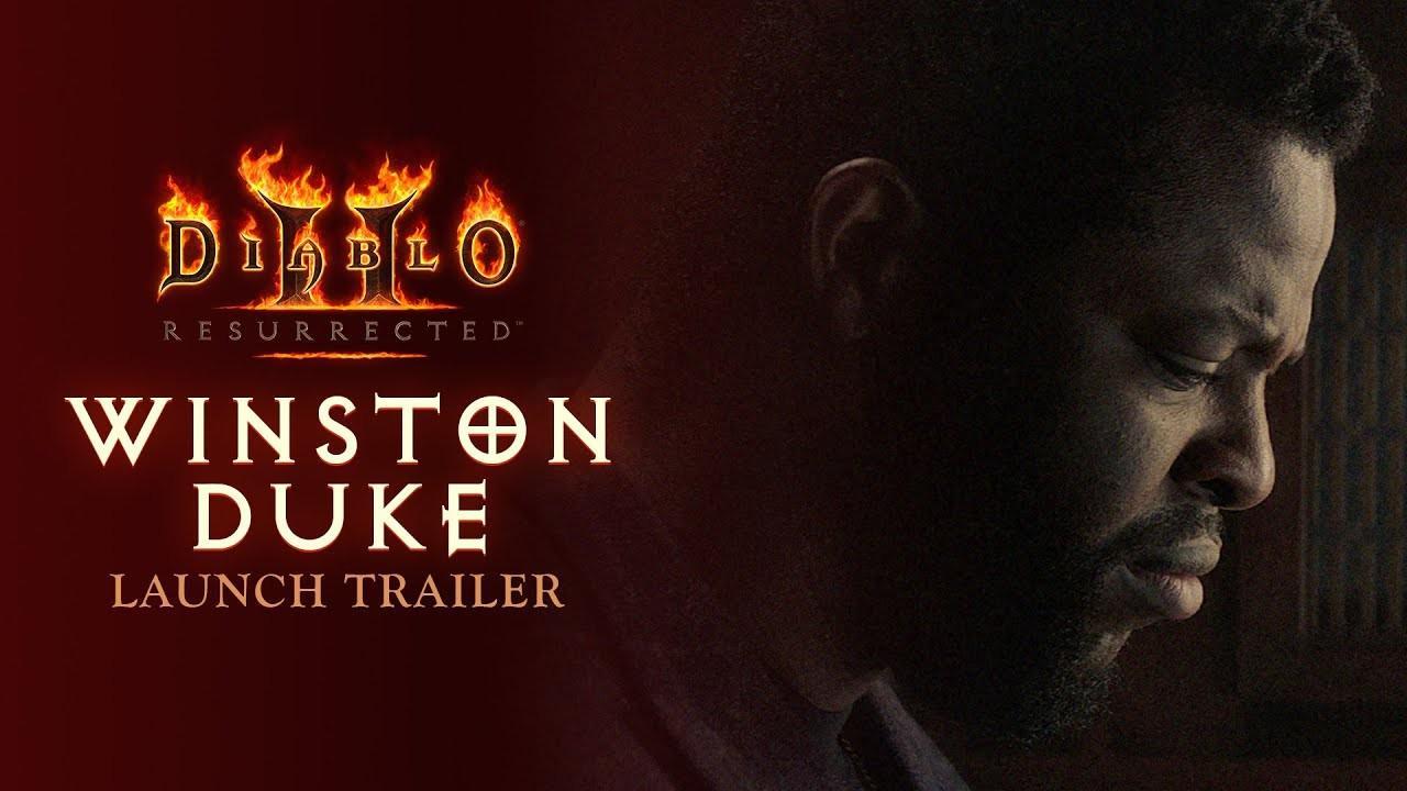 暴雪公佈第二彈《暗黑破壞神2:重製版》真人宣傳片