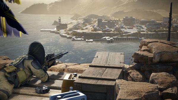 《狙擊手:幽靈戰士契約2》加入超遠狙擊玩法