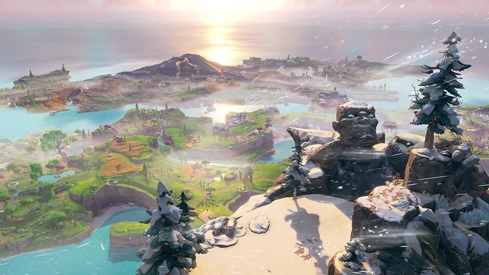 《渡神紀:芬尼斯崛起》尋神DLC現已正式上市