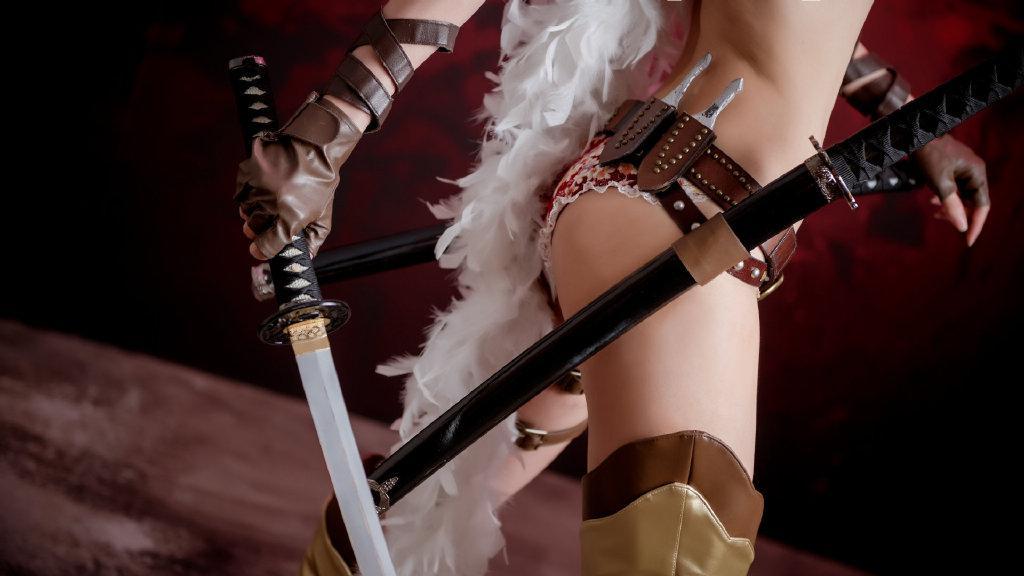 美女COS出鏡 《美俏女劍士 Origin》真人版宣傳片釋出