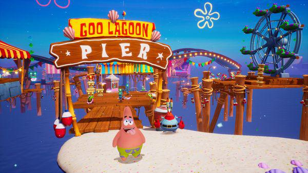 《海綿寶寶:爭霸比基尼海灘》Steam新史低促銷中