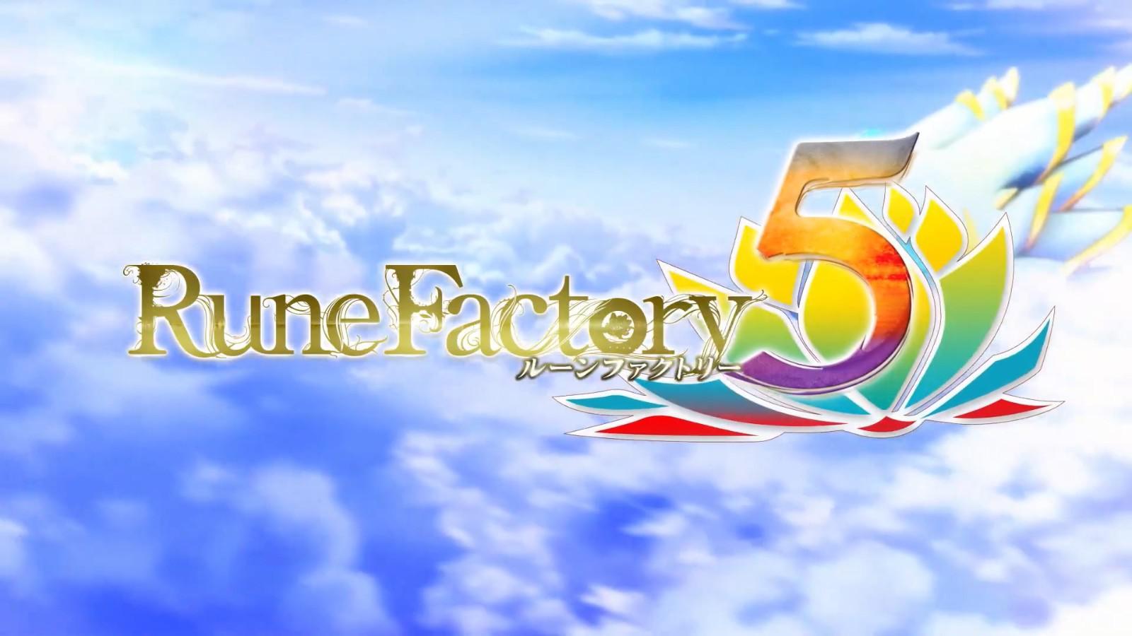 《符文工廠5》第二支預告片公佈 5月20日發售