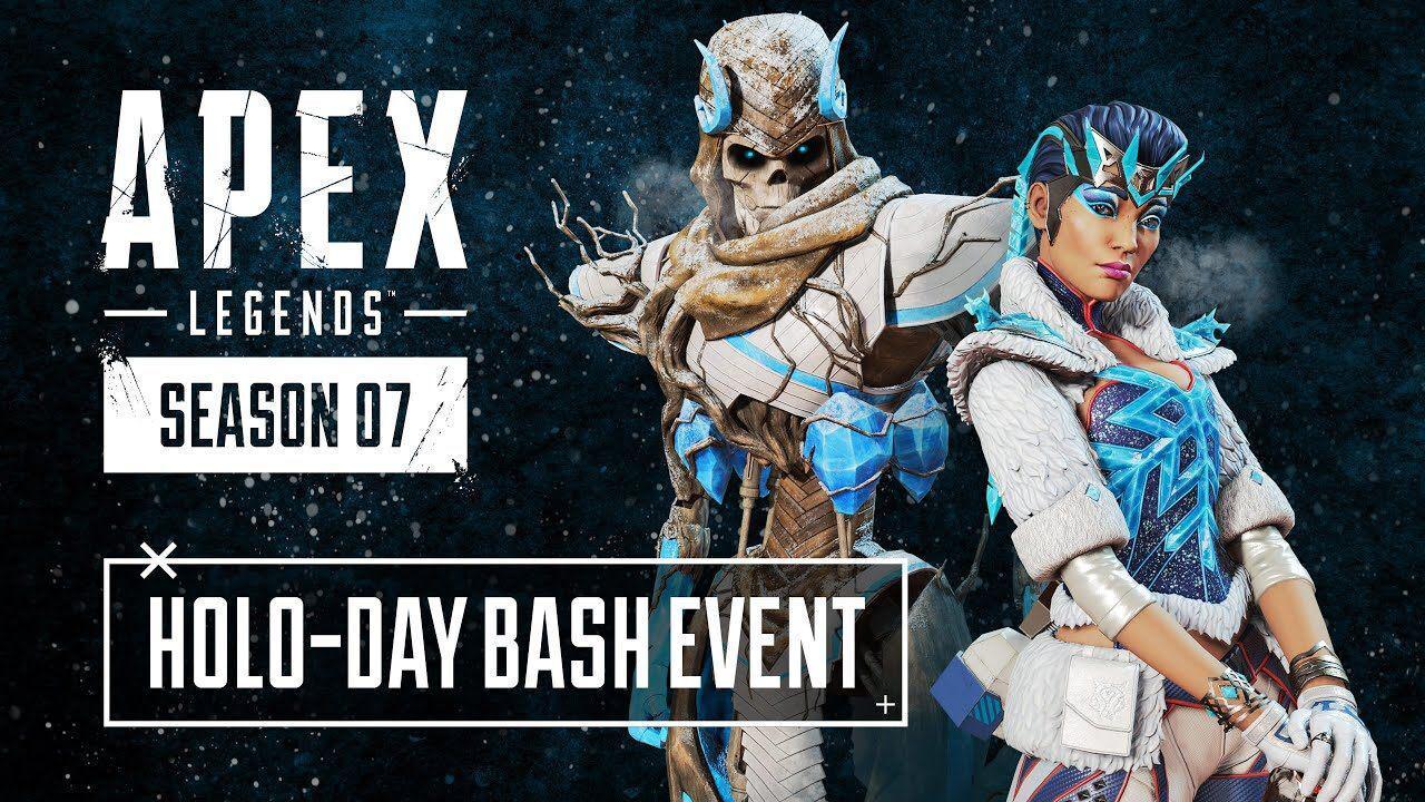 《Apex英雄》活動預告片公開:冬季特快將回歸盛典活動