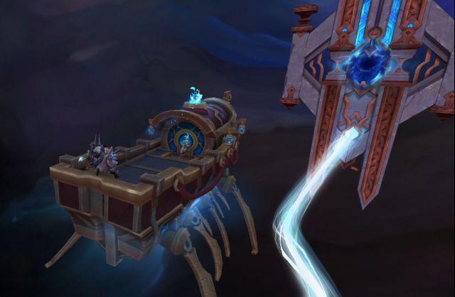 《魔獸世界》9.1扎維什帷紗集市前置任務攻略