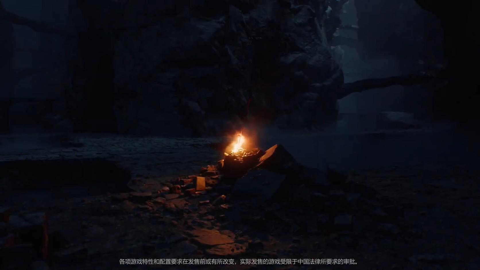 黑曜石全新RPG《宣誓》中文字幕版預告片