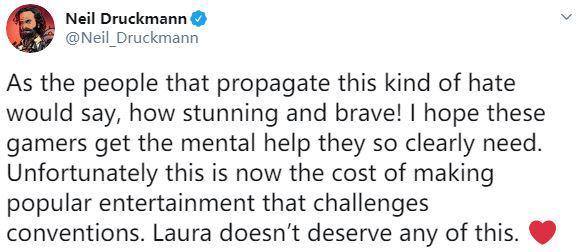 《最後的生還者2》艾比扮演者自曝遭受網路暴力