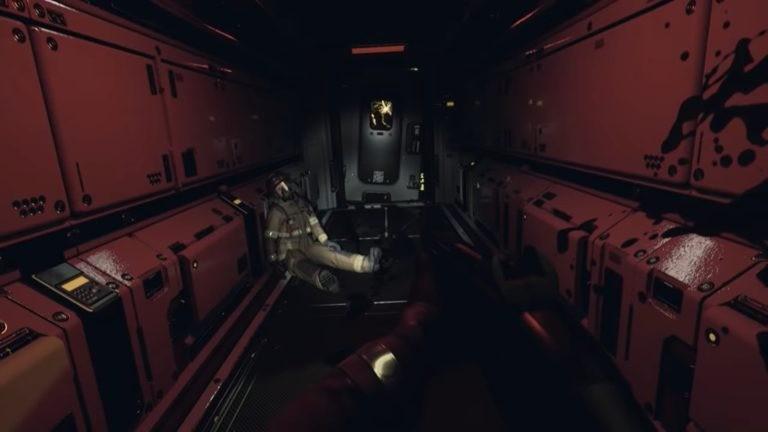 宇宙恐怖FPS《量子誤差》新實機片段展示