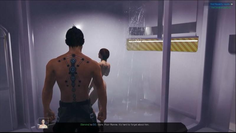 《賽博朋克2077》早期版為第三人稱 A測演示洩露