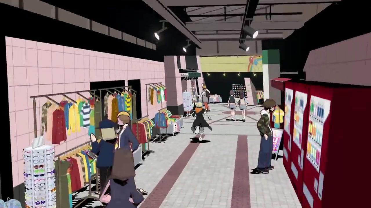 《美妙世界》新作正式公佈 2021年夏季登陸PS4/NS