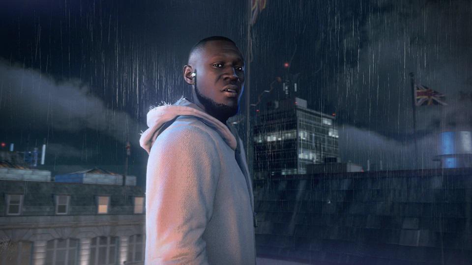 英國獲獎歌手Stormzy參與制作《看門狗:軍團》