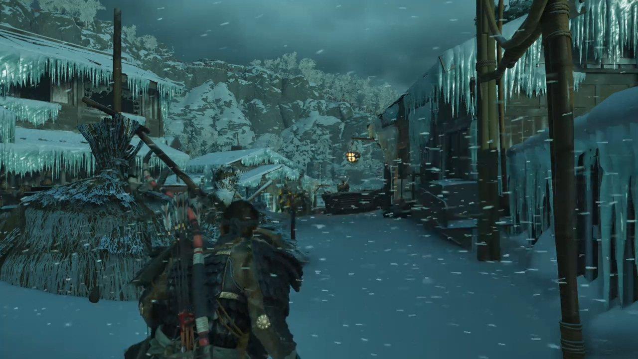 《對馬島之鬼》遊戲截圖曝光 境井仁的戰鬼之路