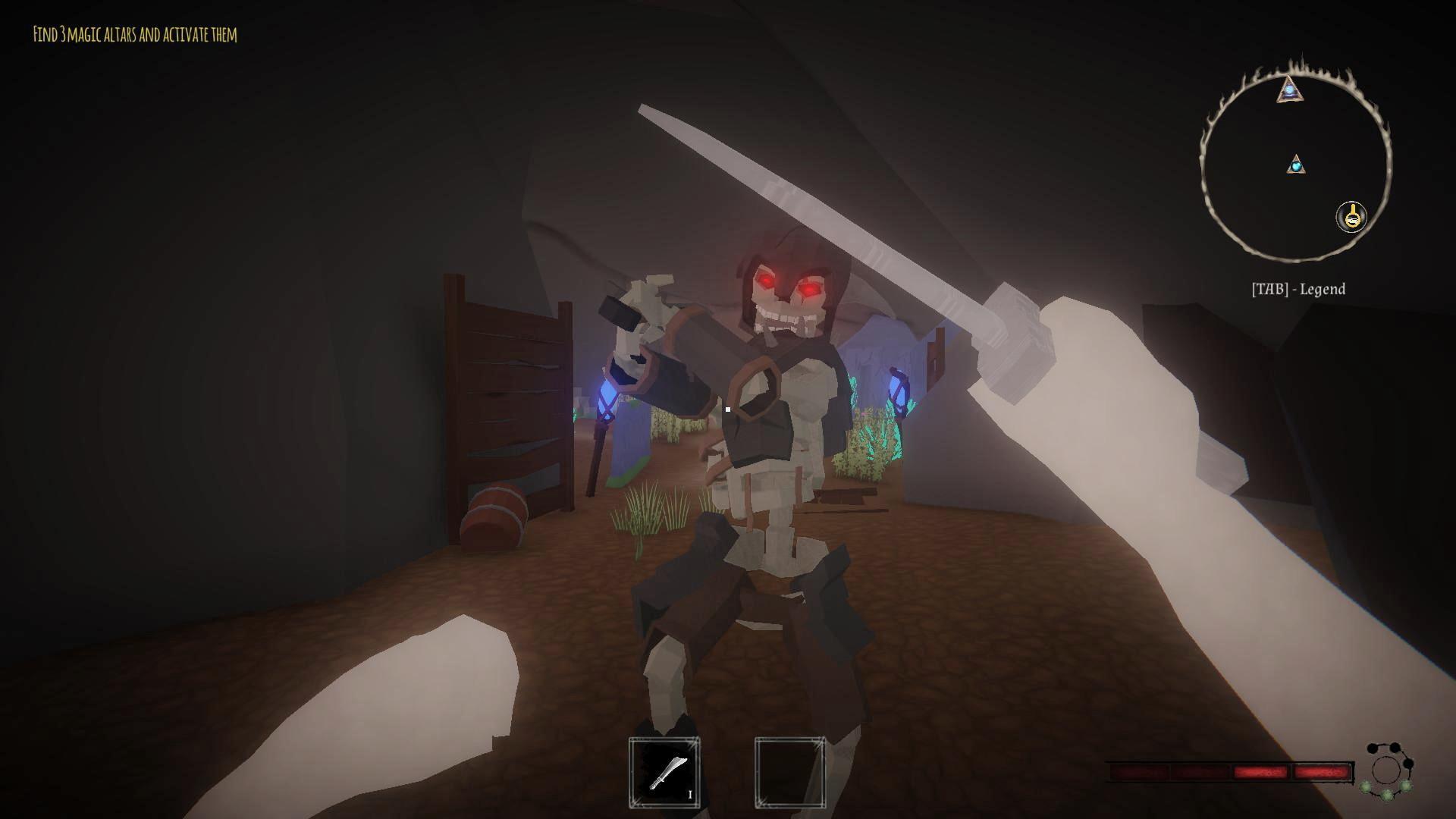 奇幻解謎冒險遊戲《不祥之森》推出免費試玩版本