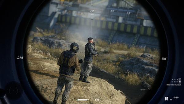 《狙擊手:幽靈戰士契約2》PS5版延期2021年末