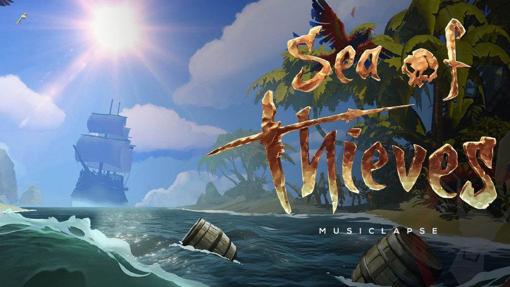 Steam周銷量排行榜更新 《盜賊之海》重回榜首