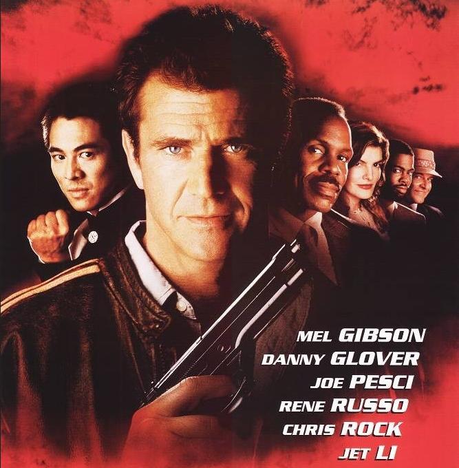 《致命武器5》電影將會有 梅爾·吉普森和系列導演迴歸