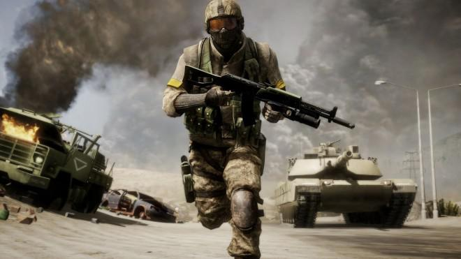 開發者曬《戰地:叛逆連隊2》劇本 後悔沒用寒霜1.5