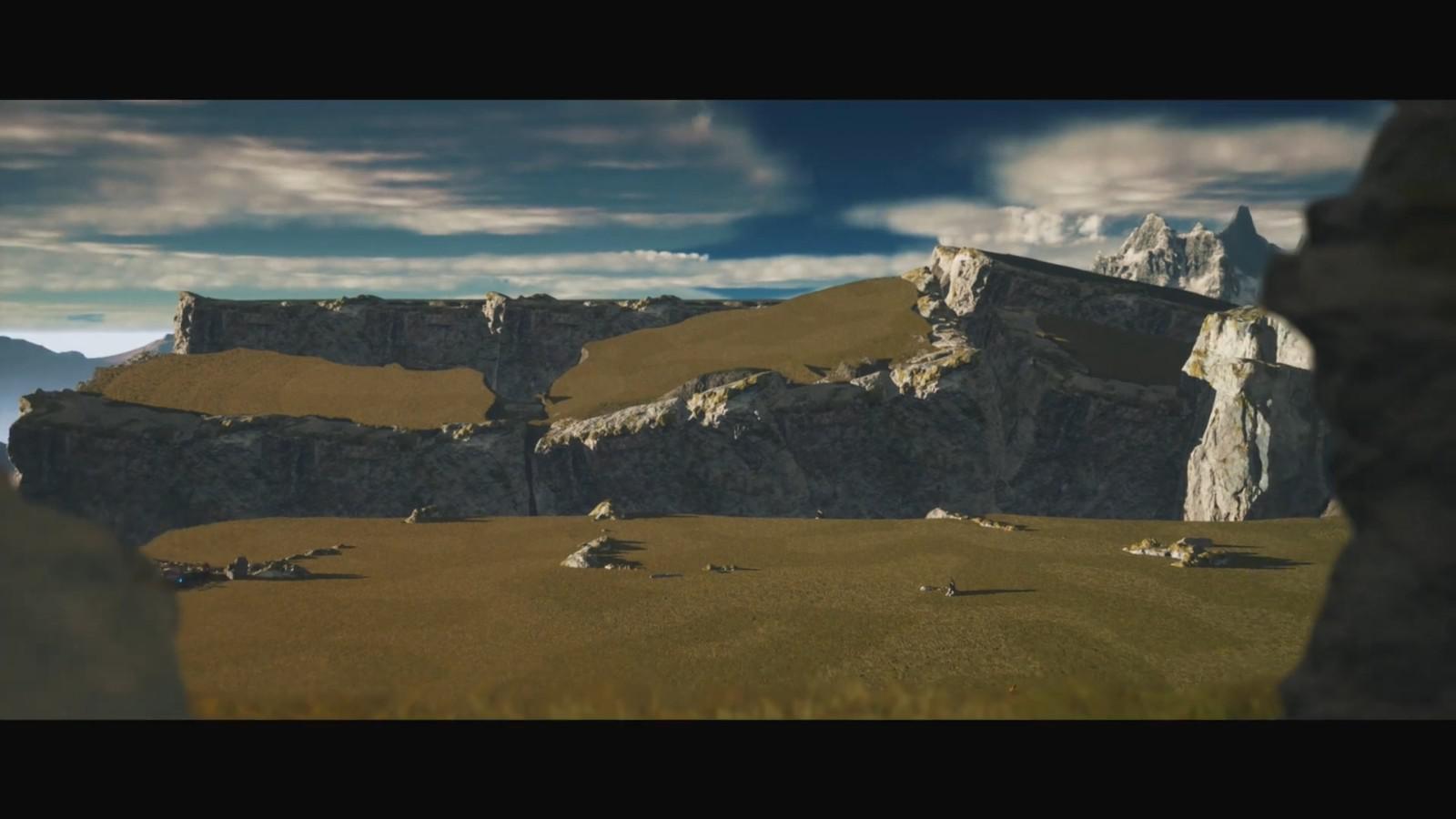 煥然一新 玩家用虛幻4自制《最終幻想10》展示