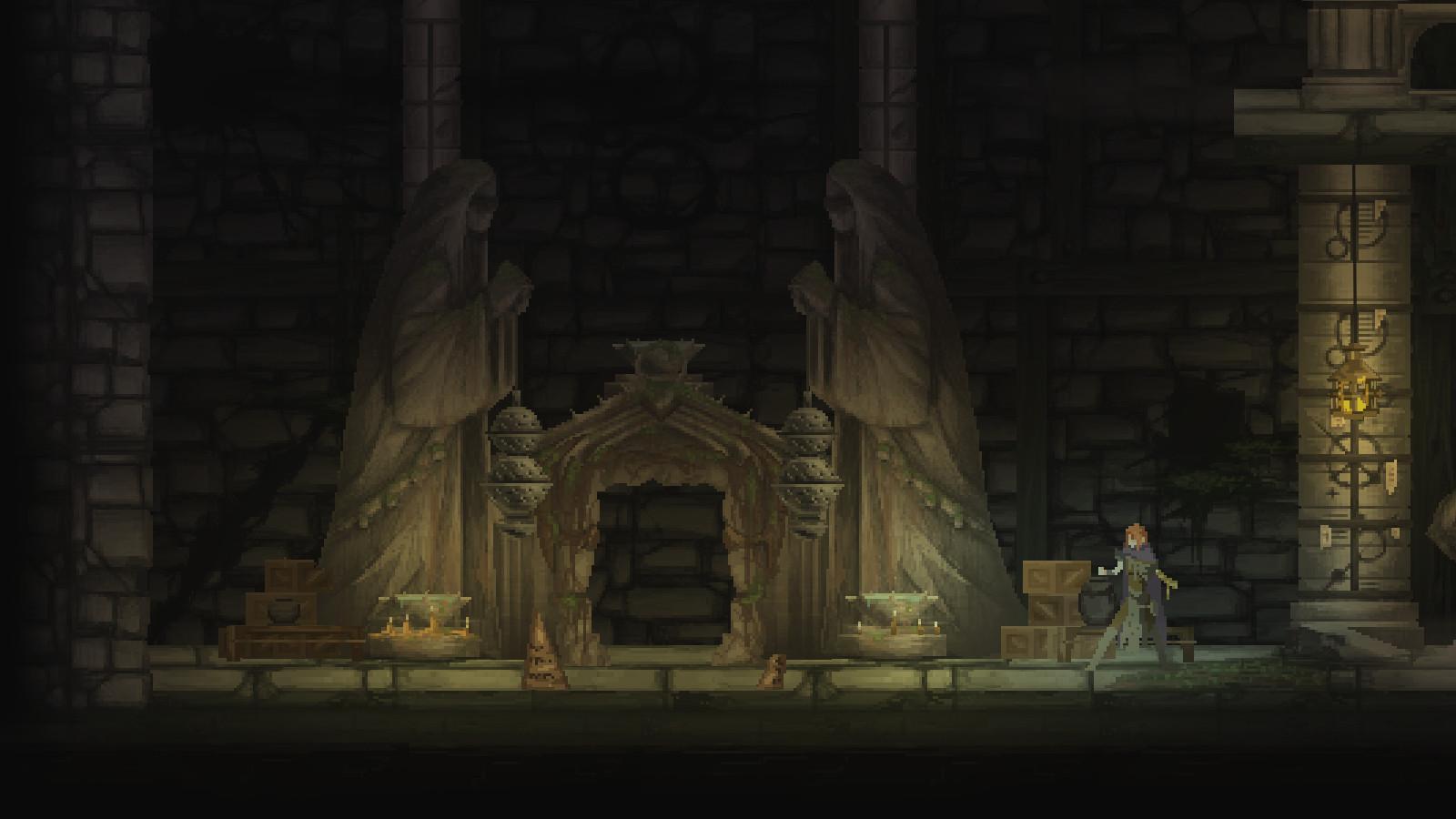 《黑暗獻祭》將於10月24日登陸PS4和Switch