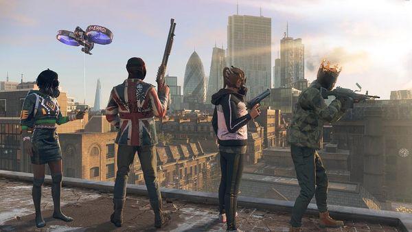 《看門狗:軍團》網路模式將延期至2021年初