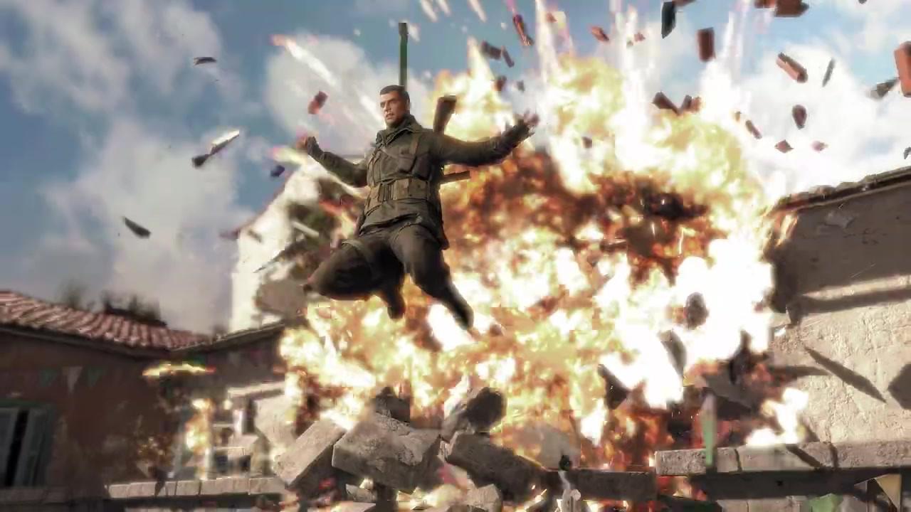 《狙擊精英4》增強版現面向PS5/XS主機推出
